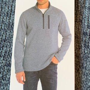 COPY - Eddie Bauer Men's Sweater Fleece Qtr. Zip …